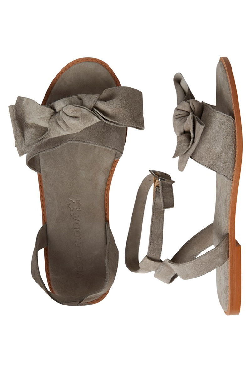 VERO MODA LILA LEATHER SANDAL