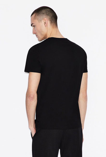 ARMANI EXCHANGE PIMA COTTON SLIM FIT TSHIRT