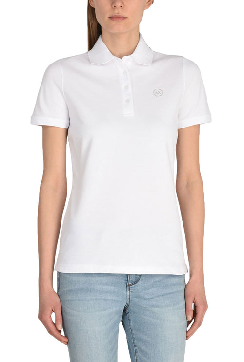 ARMANI EXCHANGE POLO TSHIRT