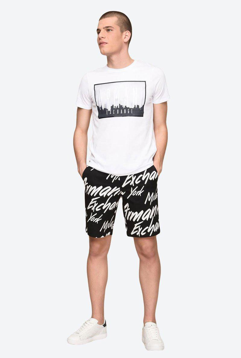 ARMANI EXCHANGE NEW YORK SHORTS