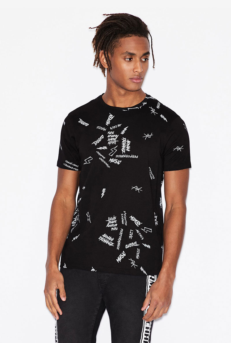 ARMANI EXCHANGE MODERN SLIM FIT TSHIRT