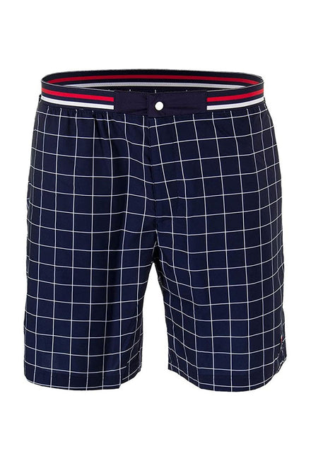 FILA WINDOWPANE SHORTS