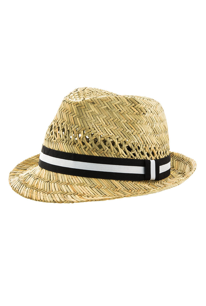 JACK AND JONES STRUCTURE STRAW HAT