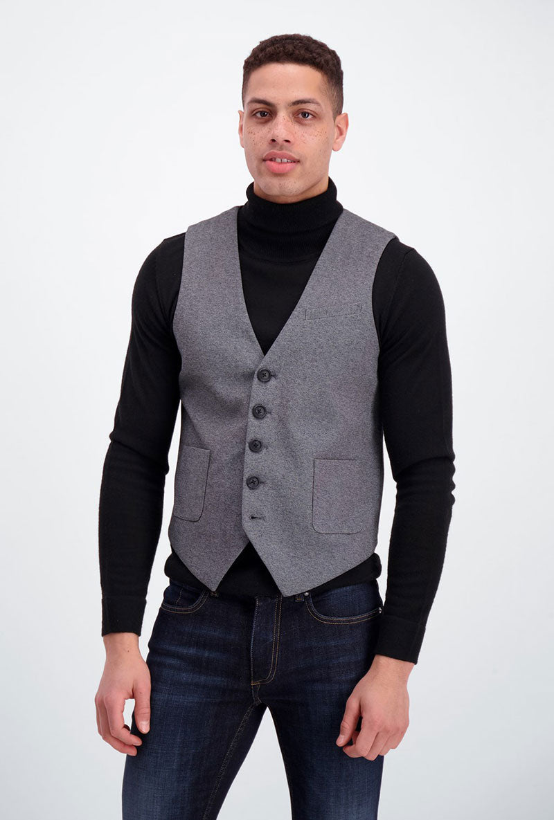 LINDBERGH KNITTED WAIST COAT
