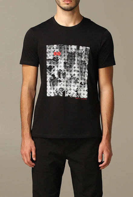 ARMANI EXCHANGE IMAGE TEE