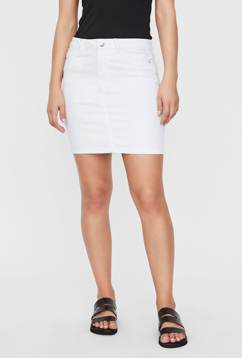 VERO MODA HOT SEVEN SHORT SKIRT