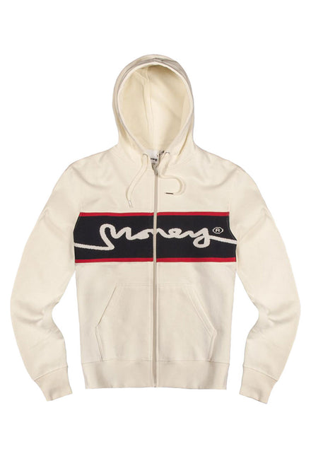 MONEY CLOTHING SIG LINK PANEL HOOD