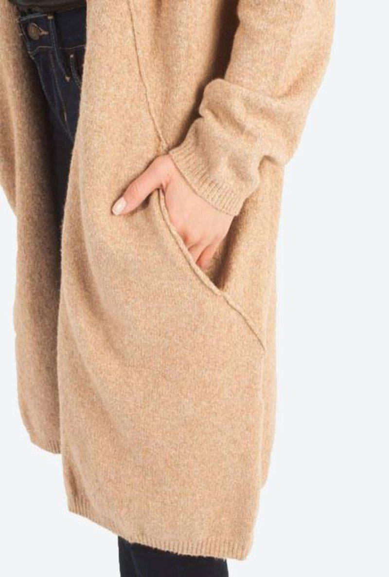 CELIA LONG CARDIGAN