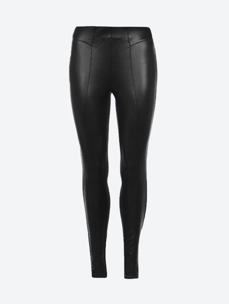 MARY FAUX LEATHER LEGGINGS