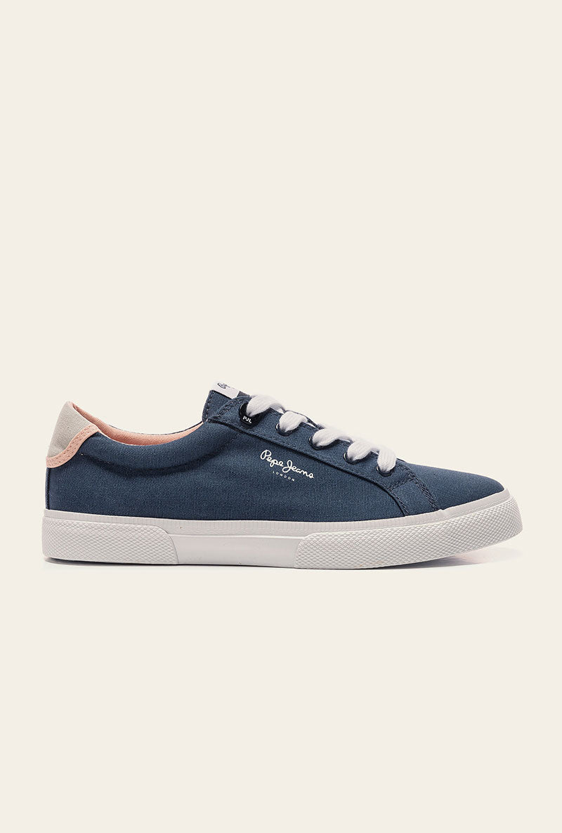 PEPE JEANS KENTON BASIC WOMAN TRAINERS