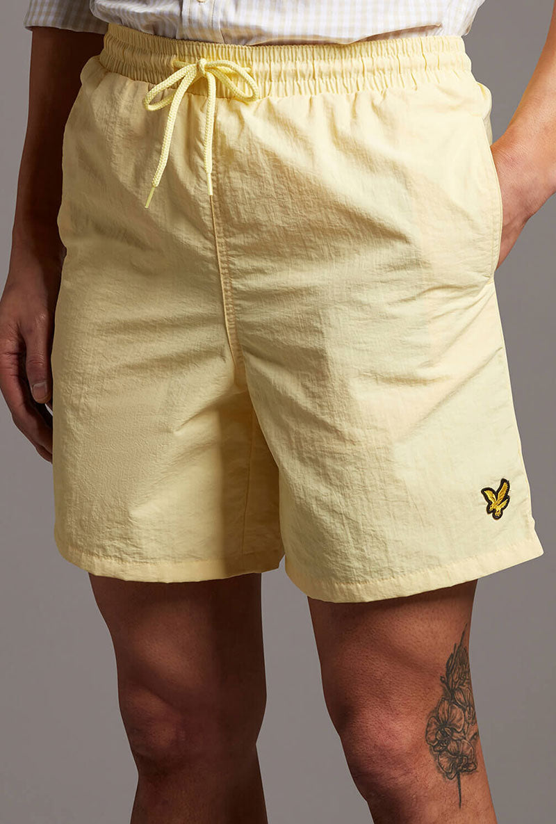 LYLE AND SCOTT PLAIN SWIM SHORTS