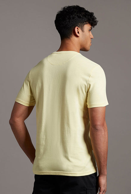 LYLE AND SCOTT PLAIN TSHIRT