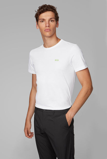 HUGO BOSS REGULAR FIT T SHIRT