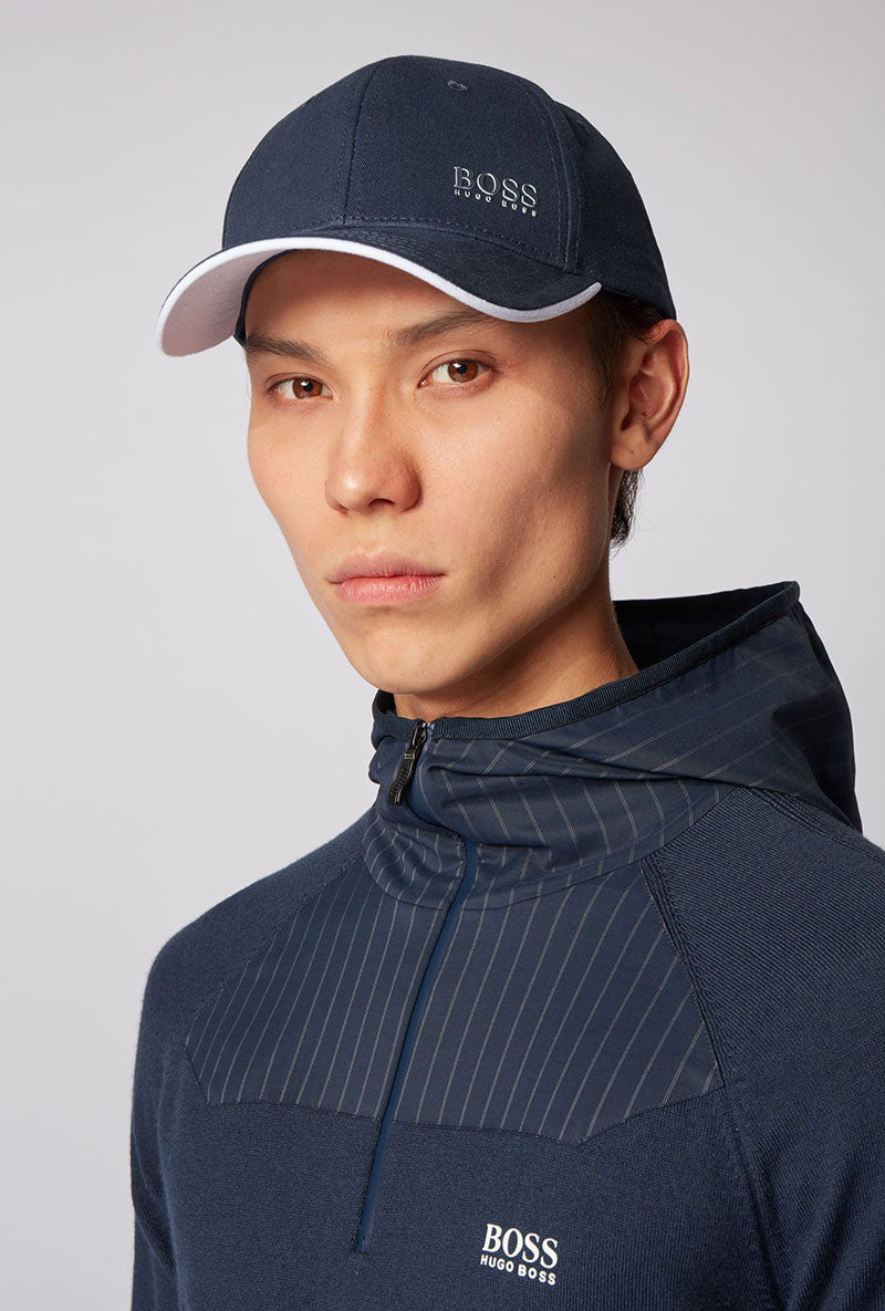 HUGO BOSS COTTON TWILL CAP