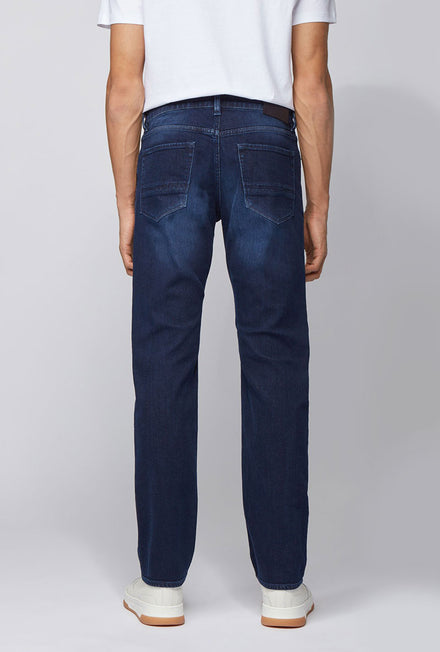 HUGO BOSS ITALIAN REGULAR FIT JEANS