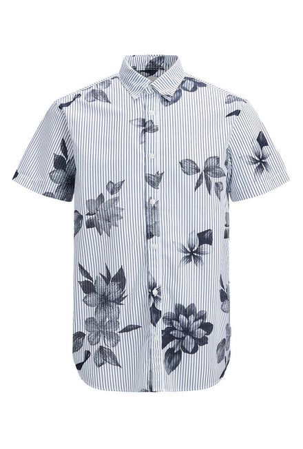JACK AND JONES FLOWER JJ SHIRT
