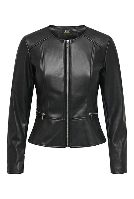 ONLY JENNY FAUX LEATHER JACKET