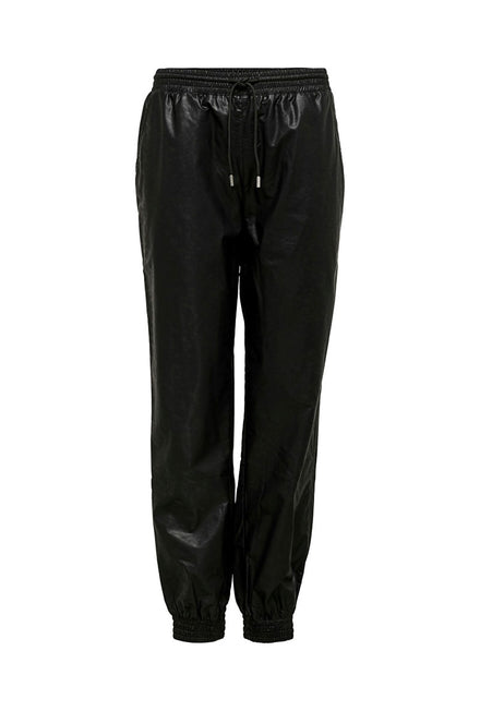 ONLY CALLE FAUX LEATHER TROUSERS