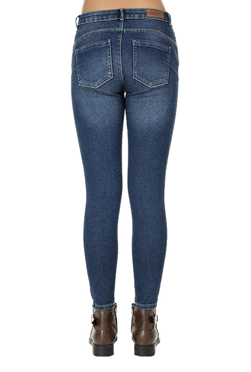 ONLY DAISY REG PUSHUP JEANS