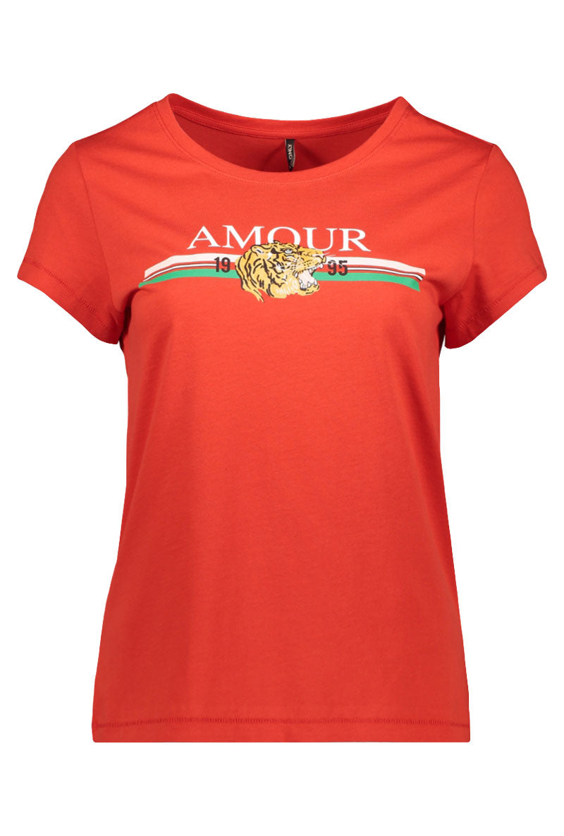 ONLY AMOUR LEONA TOP