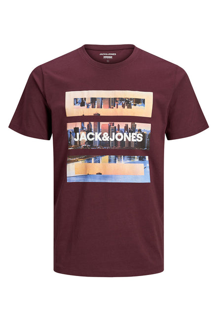 JACK AND JONES BARISTA I TSHIRT