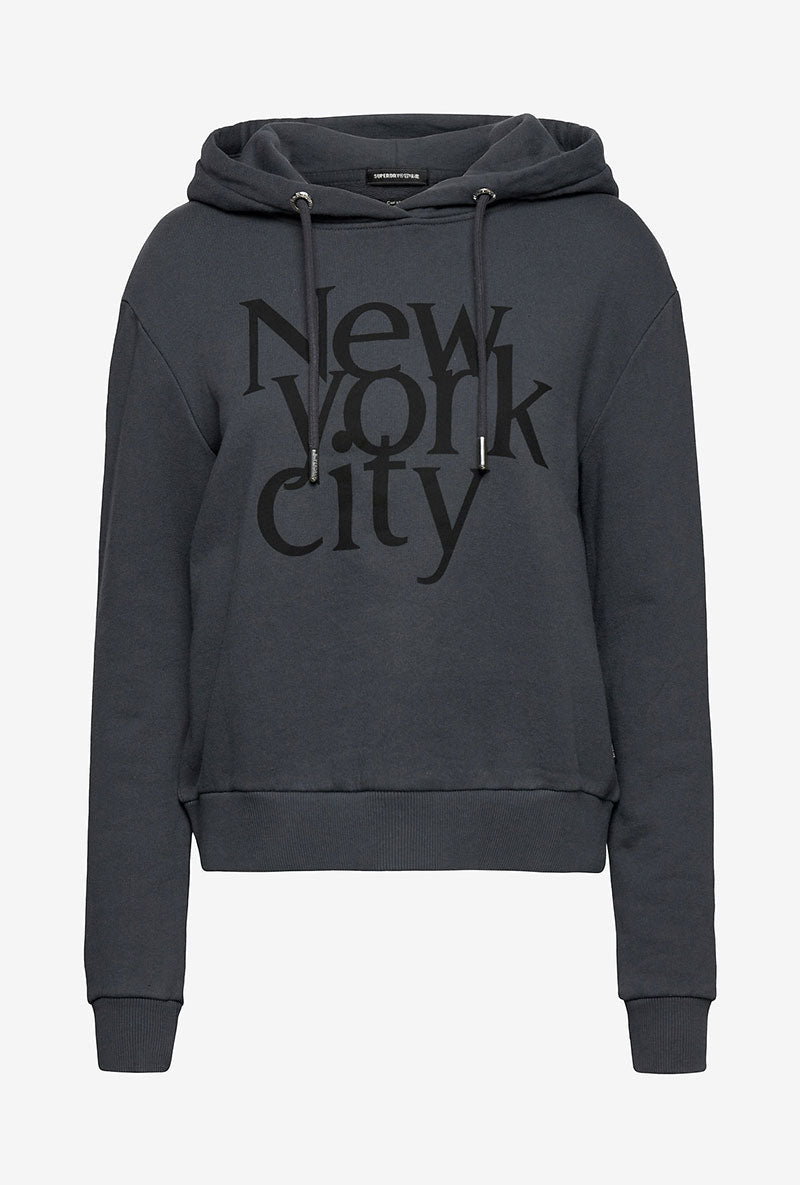 SUPERDRY NYC TIME HOOD