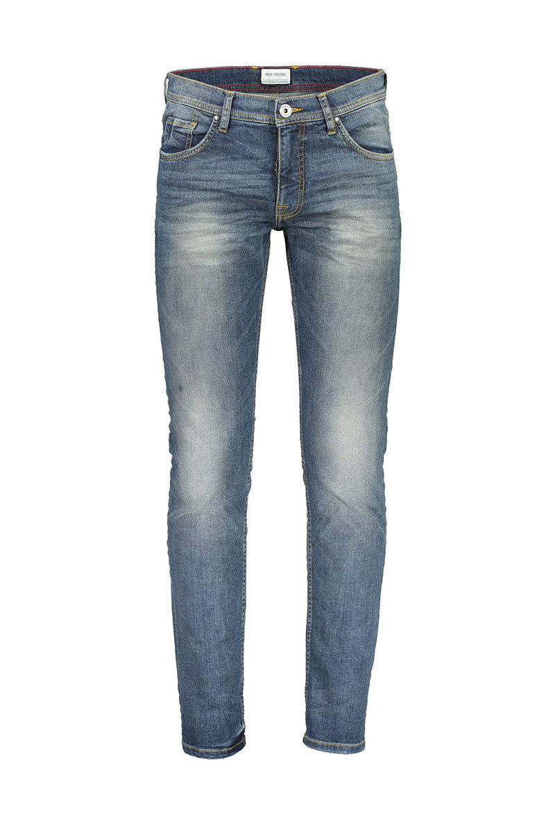 SHINE ORIGINAL MOTOR BLUE JEANS