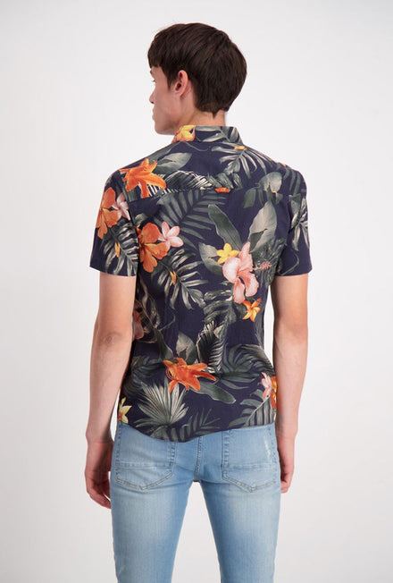 SHINE ORIGINAL FLORAL SHIRT