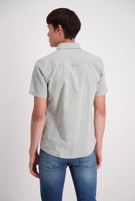 SHINE ORIGINAL COTTON LINEN SHIRT