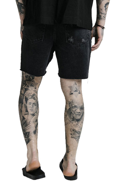 SIKSILK CARTEL SHORTS