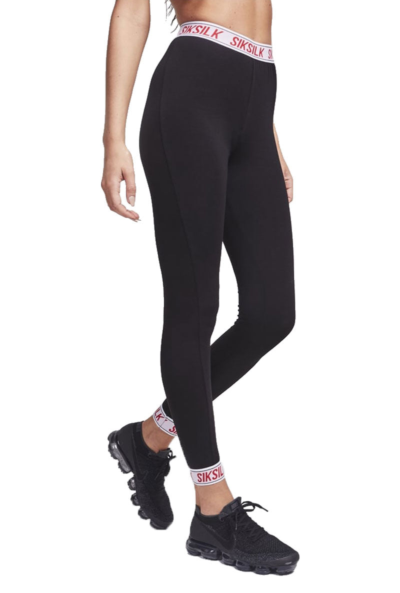 SIKSILK ELASTIC CUFF LEGGINGS