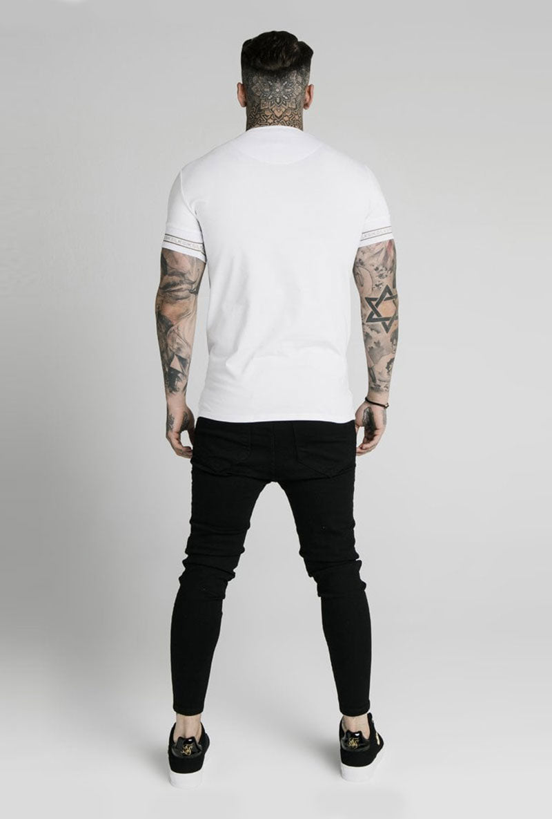 SIKSILK ELEMENT II STRAIGHT GYM TSHIRT