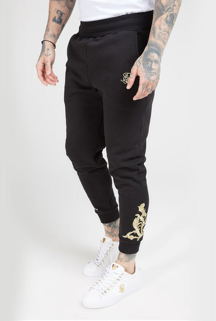 SIKSILK FITTED JOGGERS