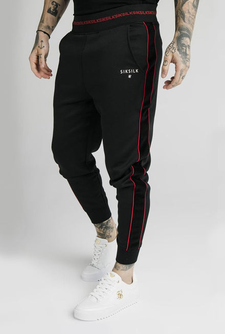 SIKSILK IMPERIAL CUFFED JOGGERS