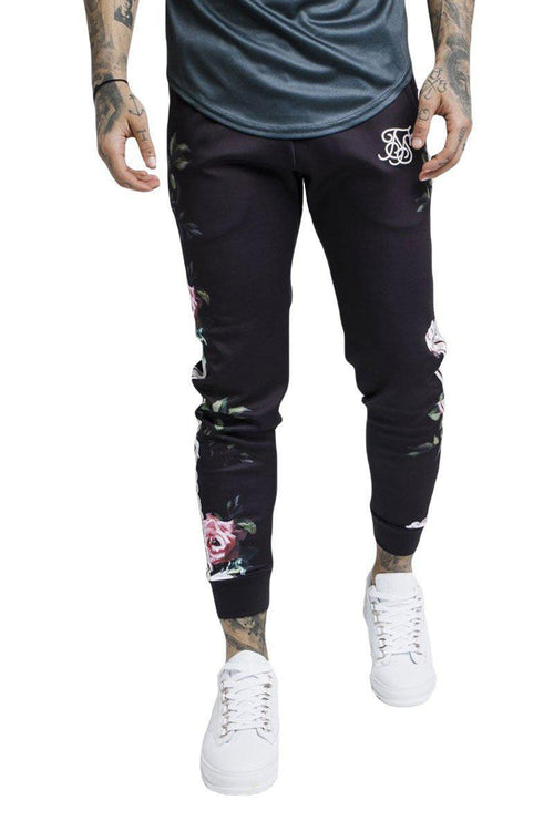 OIL PAINT CUFFED PANT-London Clothing Company ®