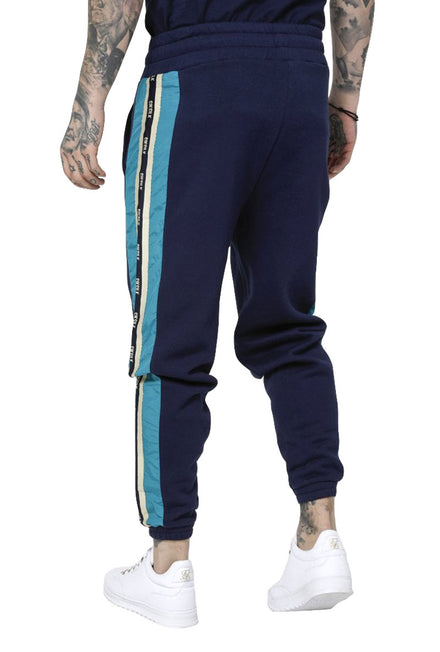SIKSILK PIPED TAPED JOGGERS