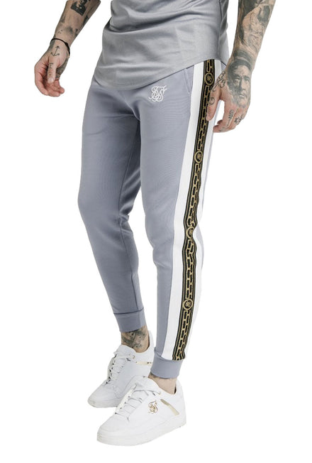 SIKSILK PANNELED RACER JOGGERS