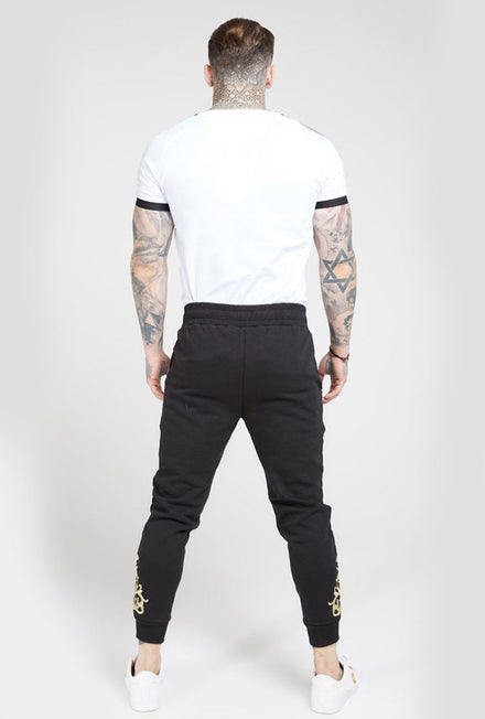 SIKSILK RAGLAN W/B TECH TEE