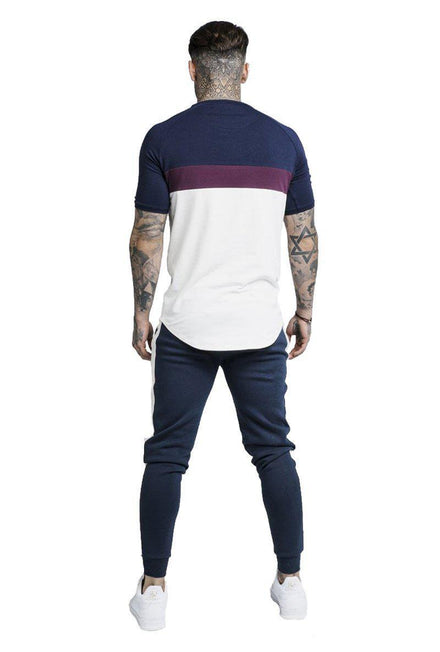 SIKSILK SPORTS GYM TEE
