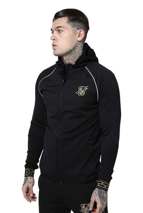 SCOPE CARTEL ZIP THROUGH HOODIE