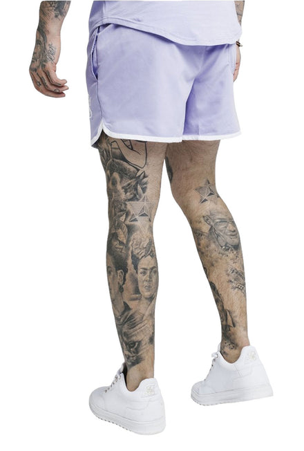 SIKSILK STANDARD2 BOUND SWIM SHORTS