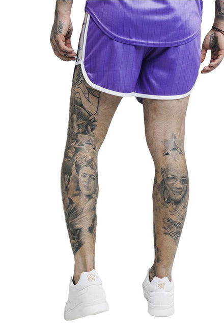 SIKSILK TAPE TRAILS RUNNER SHORTS