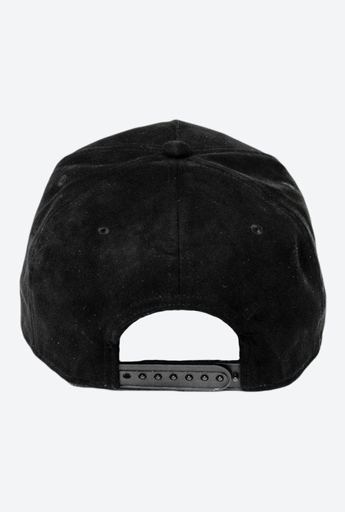 DANI ALVES BLACK CURVED CAP-London Clothing Company ®