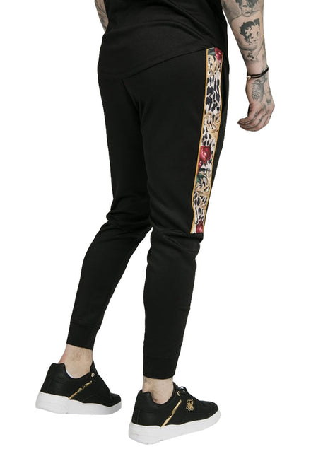SIKSILK DANI ALVES CUFFED PANEL JOGGER