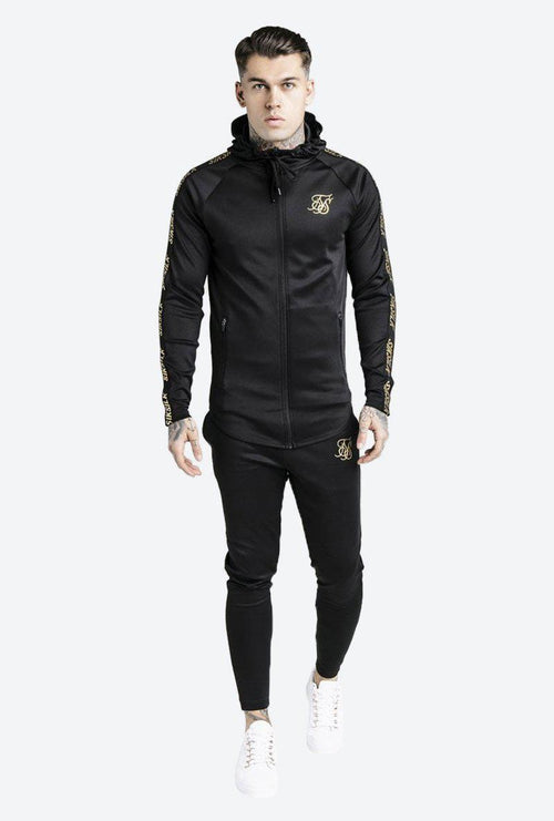 DANI ALVES ATHLETIC ZIP THROUGH HOODIE-London Clothing Company ®