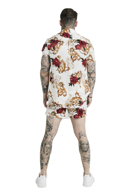 SIKSILK DANI ALVES RESORT SHIRT