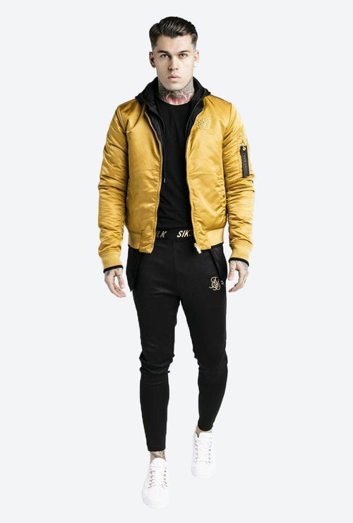 DANI ALVES REVERSIBLE BOMBER JACKET-London Clothing Company ®