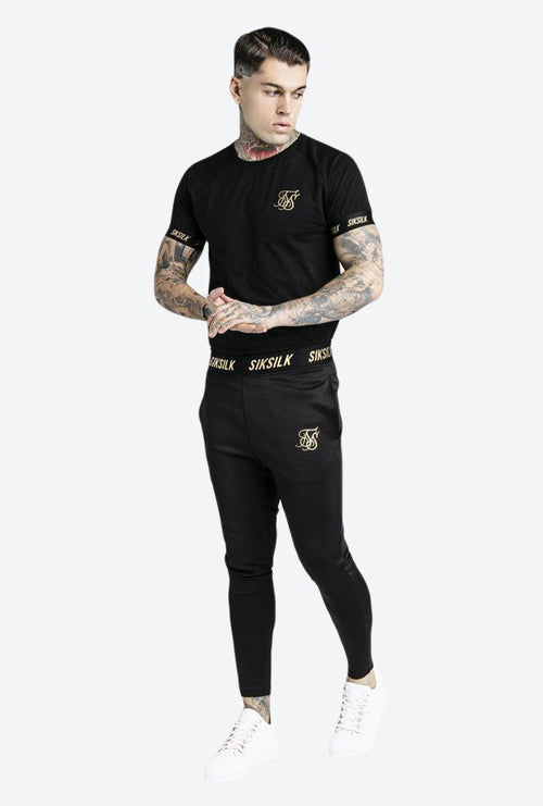 DANI ALVES REFLECT RAGLAN TECH TEE-London Clothing Company ®