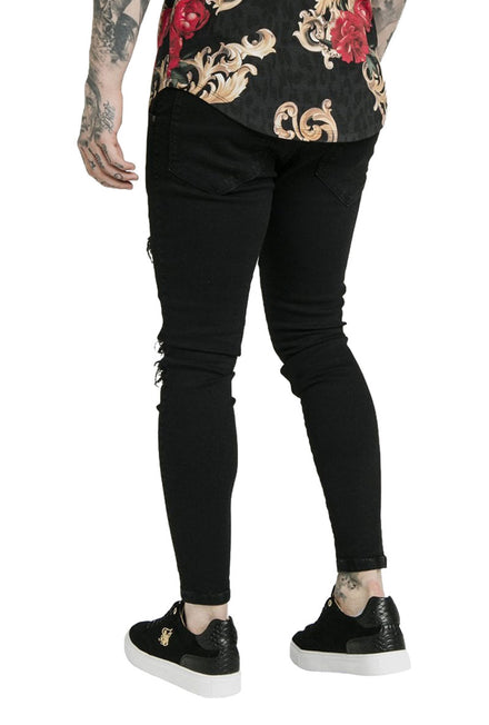 SIKSILK DANI ALVES SKINNY DENIM