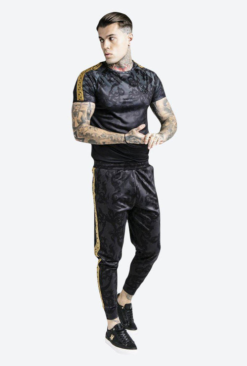 DANI ALVES TAPED GYM TEE-London Clothing Company ®